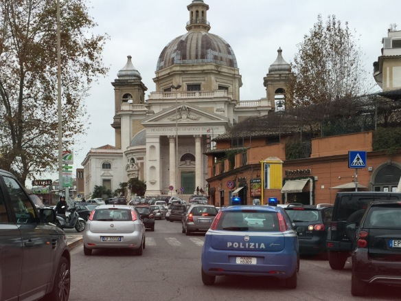 PonteMilvio_polizia